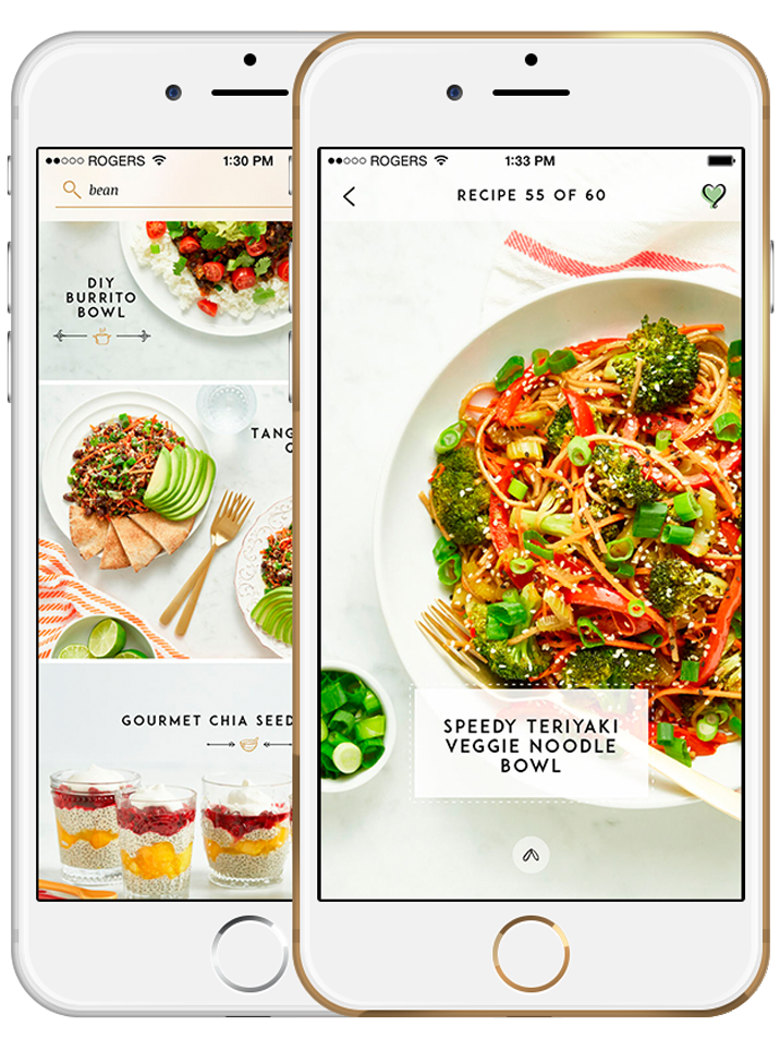Oh she glows healthy plant based recipes app media kit forumfinder Images