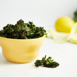 All-Dressed Kale Chips