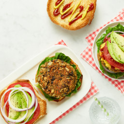 Our Perfect Veggie Burger