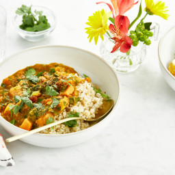 Cozy Butternut, Sweet Potato, and Red Lentil Stew