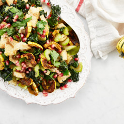 Make-Ahead Thanksgiving Panzanella