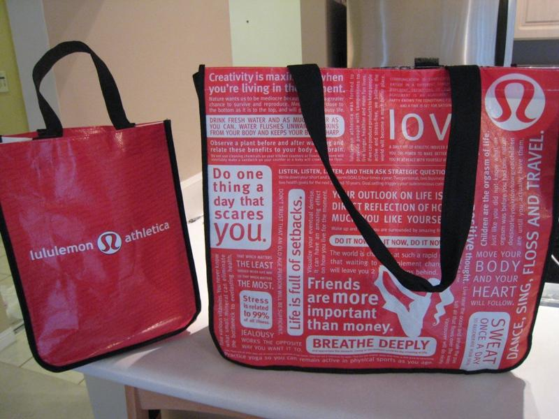 untitled13   Lululemon Its In The Bag Contest Winner!