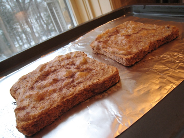 christmas 006   Easy Vegan Breakfast Banana Bread