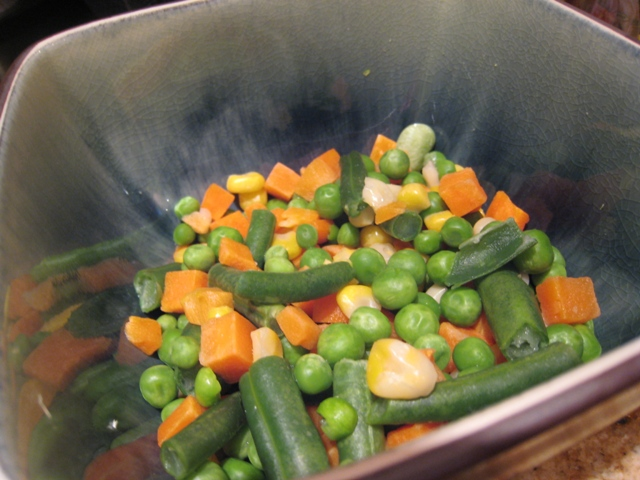 img 4184   Salmon Vegetable Medley + Neal Brothers Video