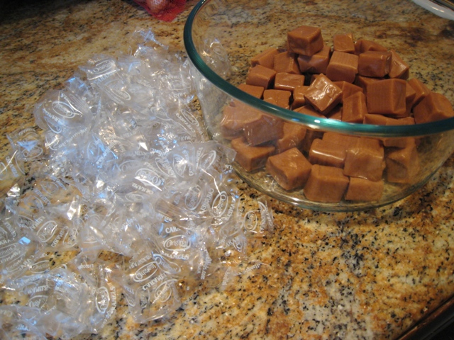 img 4631   Brownie Caramel Pecan Cake