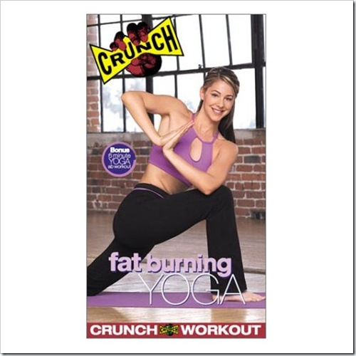 51002v50qcl ss500 thumb   Crunch: Fat Burning Yoga