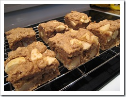 img 7031 thumb   Post Injury Exercise Plan (PIEP) + No Oil Apple Cake