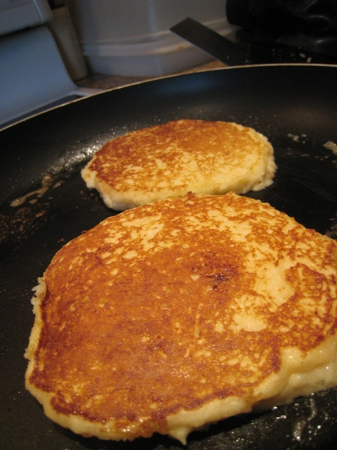 img 6743   Coconut Macaroon Pancakes + IWD + Dress Fitting #2