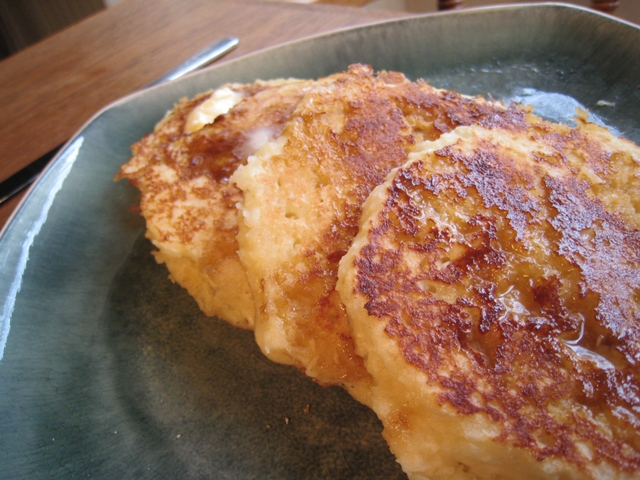 Coconut Macaroon Pancake Recipe — Dishmaps
