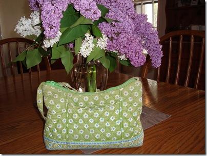 Lilacs and Vera ;) 018
