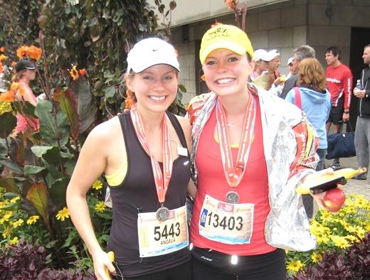 IMG 6523 thumb   Scotiabank Toronto Waterfront Half Marathon Race Recap!
