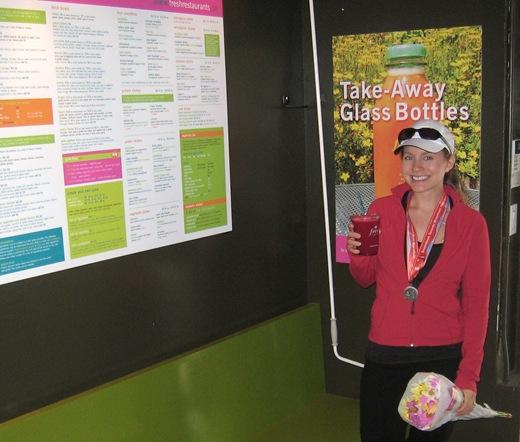 IMG 6533 thumb   Scotiabank Toronto Waterfront Half Marathon Race Recap!