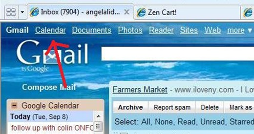 untitleggggggggd thumb   How To Use Gmail Calendar