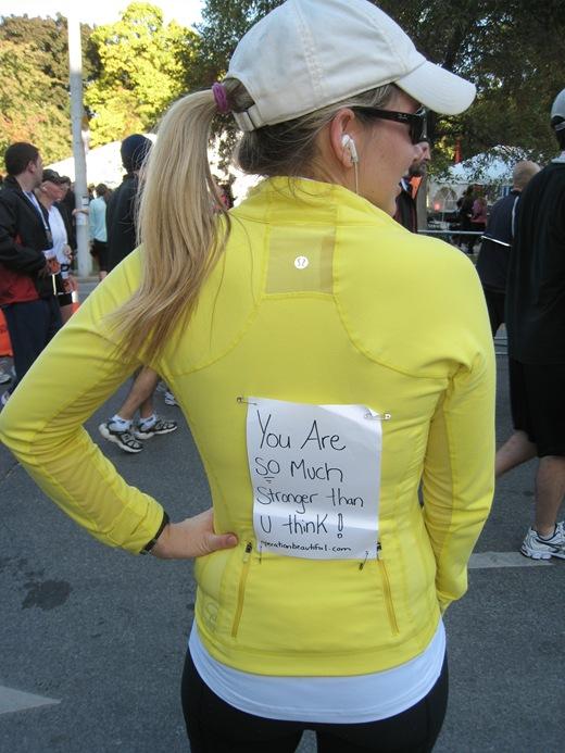 IMG 7018 thumb   Goodlife Fitness Toronto Half Marathon Race Recap!