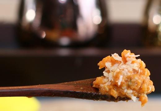 IMG 0136 thumb   2 Minute Pumpkin Quinoa