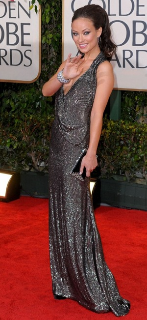 oliviawilde2010goldenglobeawardsredcarpet01 thumb   Tropical Balmy Bliss Breakfast Muffins