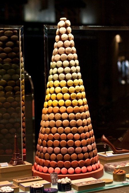 Macaron Tower In Paris Oh She Glows