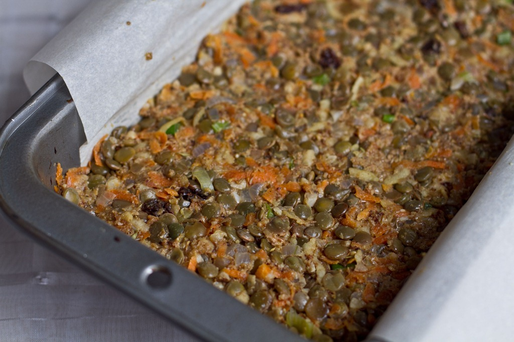 loaf that actually lentil loaf 4 2 this high protein loaf makes vegan ...