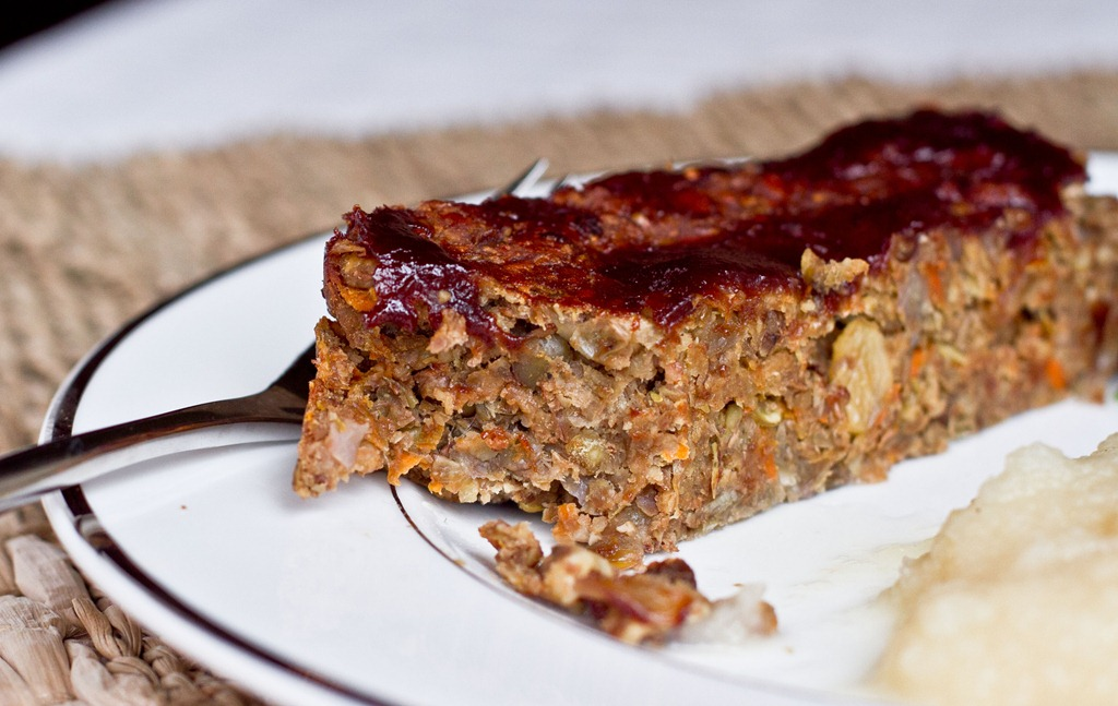 Ultimate Vegan Lentil Walnut Loaf — Oh She Glows