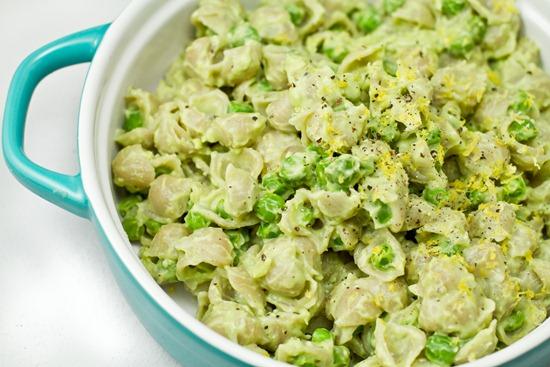 15 Minute Creamy Avocado Pasta Recipes — Dishmaps