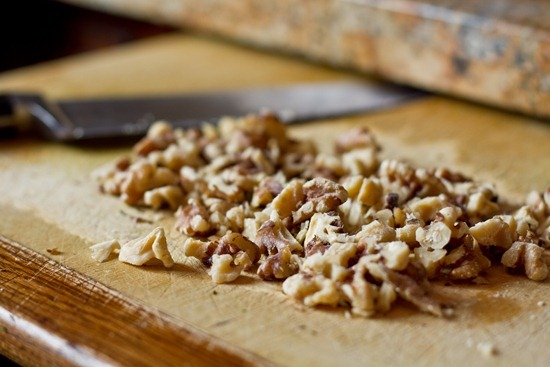 IMG 1015   Tomato Walnut Basil Pasta