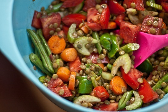 ... 4th carrot raisin spelt berry salad with cumin and cilantro recipes