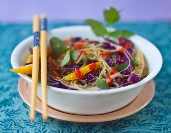 smaller purslane vermicelli thumb   Guest Post: Manifest Vegan