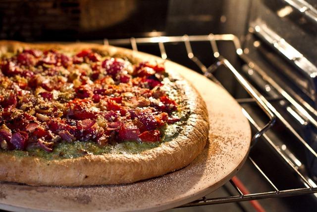 How To Make Homemade Pizza Dough — Oh She Glows