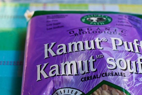 IMG 0135 thumb1   Carrot Cake Raw Buckwheat Porridge & Sugar Free 'Carob Puff' Cereal
