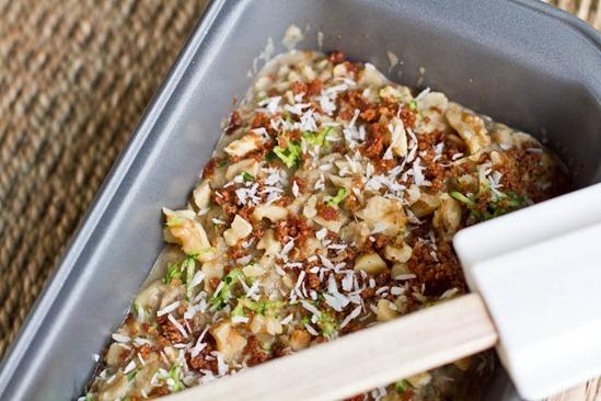 IMG 8599 thumb   Zucchini Bread Oatmeal