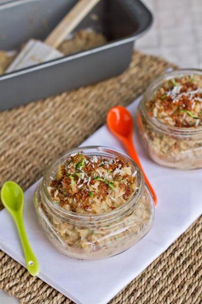 IMG 8623 thumb   Zucchini Bread Oatmeal