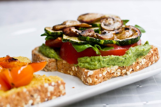 Vegan Recipes : High Protein and Oil-Free Basil Pesto — Oh She Glows