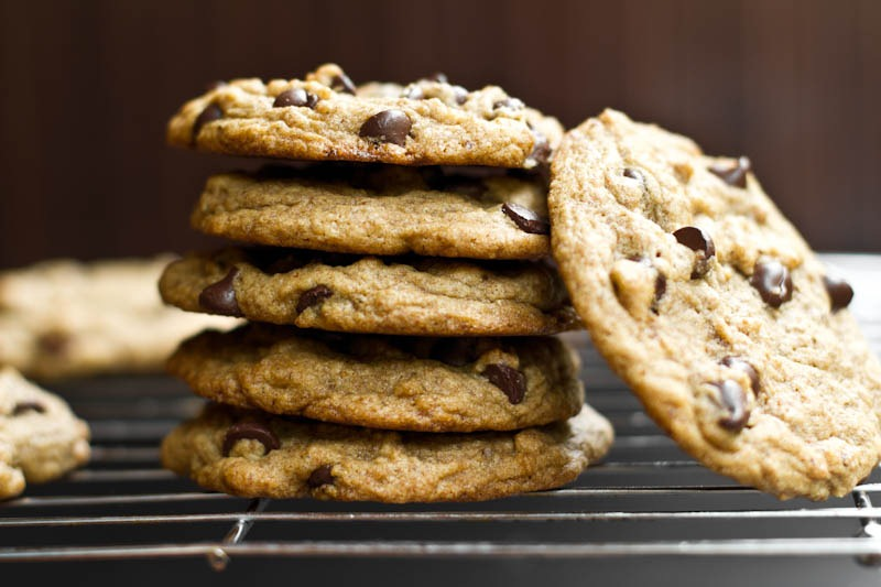 Vegan recipes for chocolate chip cookies