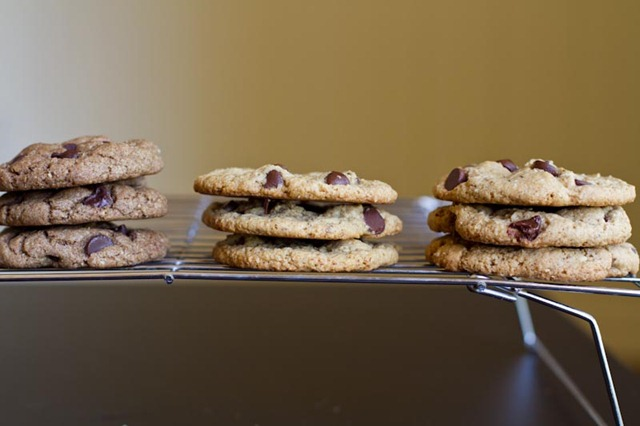 Vegan and Gluten-Free Chocolate Chip Cookies — Oh She Glows