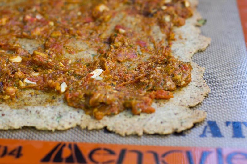 Gluten-Free Almond & Buckwheat Flour Pizza Crust — Oh She Glows