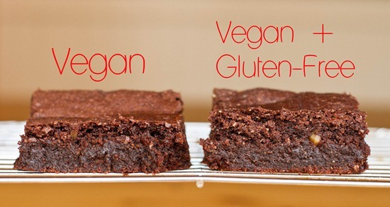 IMG 3540 thumb   Vegan Brownies: Two Ways