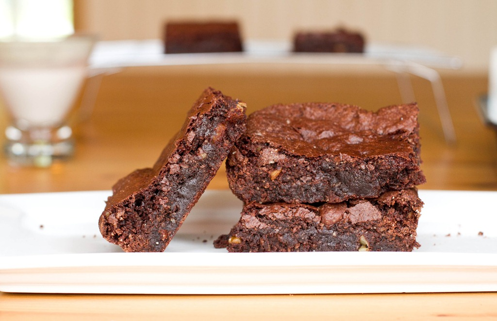 Vegan Brownies: Two Ways — Oh She Glows