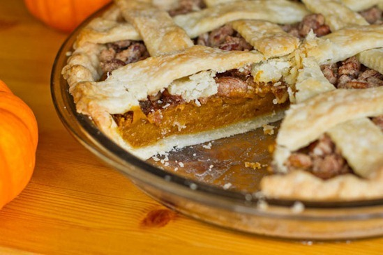 IMG 3766 thumb thumb   Vegan Pumpkin Pie, Three Ways: Classic, Rustic, & Gluten Free