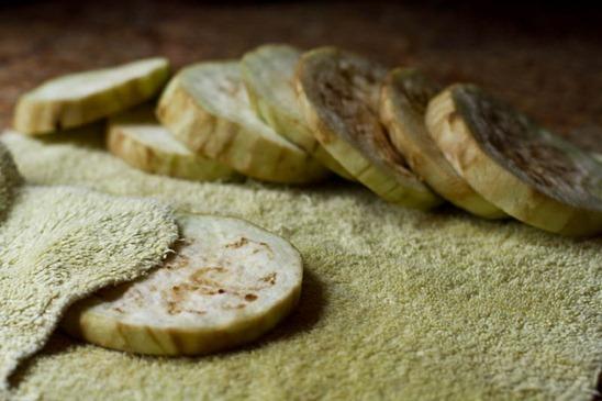 IMG 4227   Eggplant Parmesan