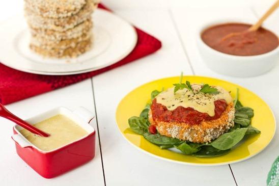 IMG 4262   Eggplant Parmesan