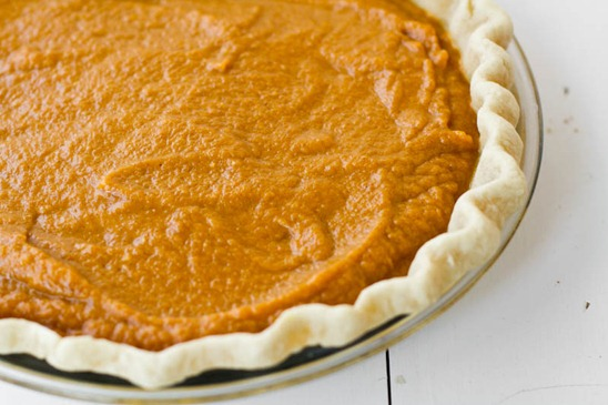 IMG 4474   Vegan Pumpkin Pie, Three Ways: Classic, Rustic, & Gluten Free