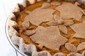 IMG 4586   Vegan Pumpkin Pie, Three Ways: Classic, Rustic, & Gluten Free