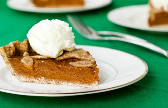 IMG 4630   Vegan Pumpkin Pie, Three Ways: Classic, Rustic, & Gluten Free