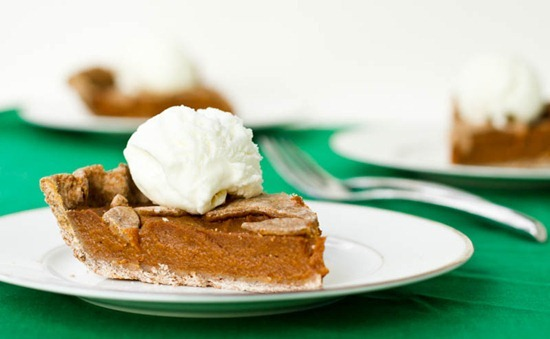 IMG 4634   Vegan Pumpkin Pie, Three Ways: Classic, Rustic, & Gluten Free