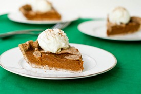 IMG 4640   Vegan Pumpkin Pie, Three Ways: Classic, Rustic, & Gluten Free
