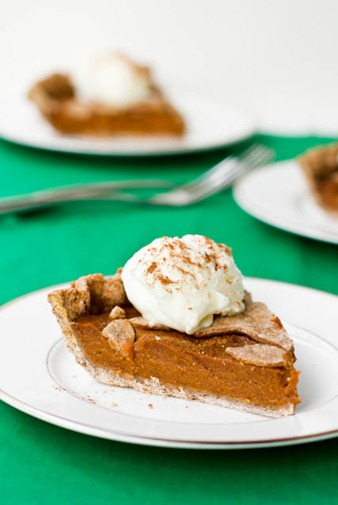 IMG 4643   Vegan Pumpkin Pie, Three Ways: Classic, Rustic, & Gluten Free