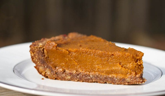IMG 4679   Vegan Pumpkin Pie, Three Ways: Classic, Rustic, & Gluten Free