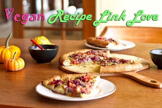 VEGANrecipelinklove   Vegan Recipe Link Love: Nov 16