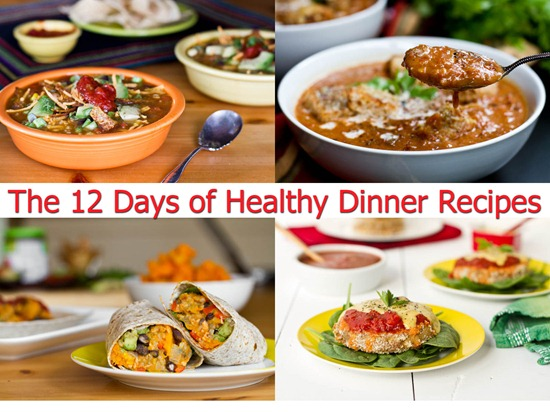 Untitled 4   The 12 Days of Healthy Dinner Recipes