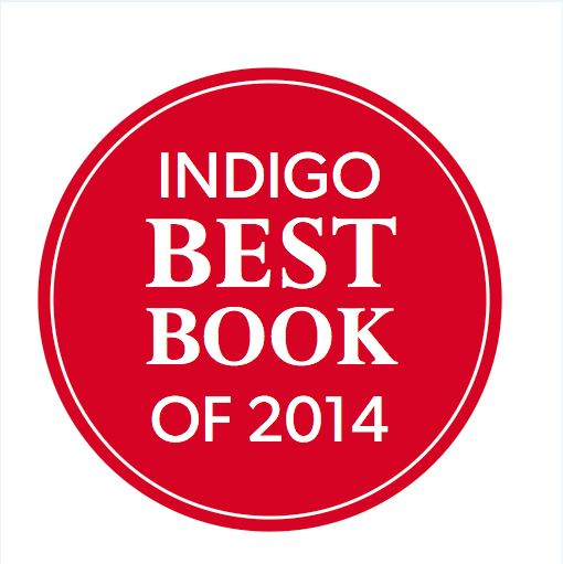 Indigo Best of 2014 burst   The Book